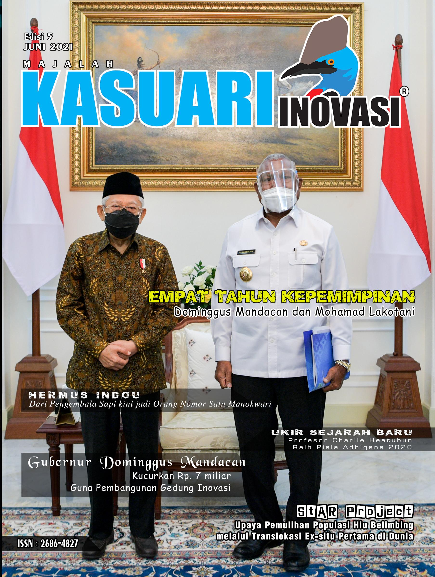 Majalah Kasuari Inovasi Edisi 5