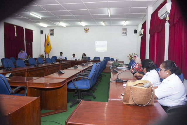 Rapat Koordinasi Badan Penelitian dan Pengembangan Provinsi Papua Barat