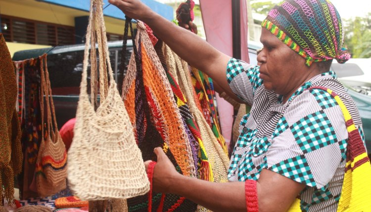 Noken Papua Warisan Budaya Dunia, Ini Potensi Ekonomi Kreatifnya