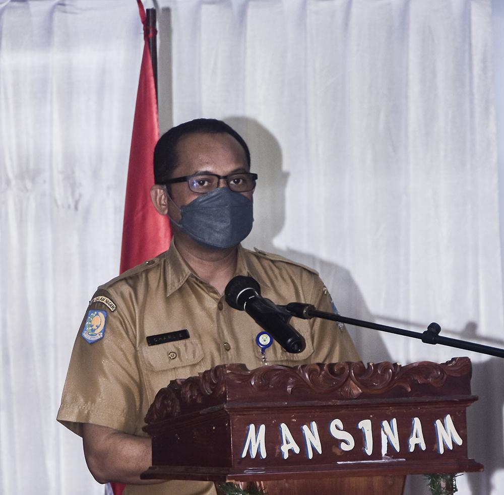 Profesor Charlie Heatubun : Balitbangda Papua Barat  Akan Bertransformasi Menjadi BRIDA